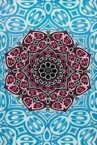 Sunshine Joy Butterfly Mandala Tapestry
