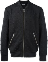 Diesel star bomber jacket - men - Polyester/Spandex/Elastane - M