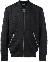 Diesel star bomber jacket - men - Polyester/Spandex/Elastane - XXL