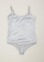 Base Range Baserange silver emily bodysuit