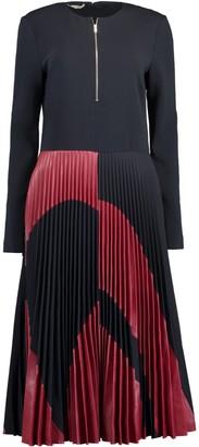 Stella McCartney Lottie Pleated Dress