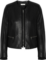Sandro Vivi leather jacket