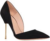 Kurt Geiger Bond Ultra Slim High Heel Court Shoes