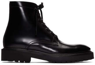 Paul Smith Black Farley Boots