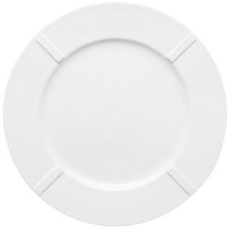 Kosta Boda Bruk Dinner Plate - White