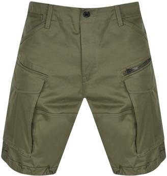 G Star Raw Rovic Loose Shorts Green