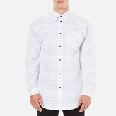Alexander Wang Relaxed Fit Casual Shirt With Label White