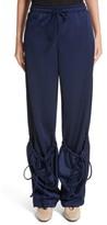 J.W.Anderson Women's Jersey Pocket Hem Trousers