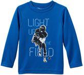 "Champion Boys 4-7 Textured ""Light Up The Field"" Football Tee"
