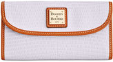 Dooney & Bourke Lizard-Embossed Continental Clutch Wallet, Created for Macy's