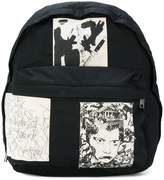 Enfants Riches Deprimes patch detail backpack