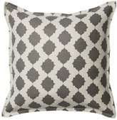 Pehr Designs Tile Pillow, Grey