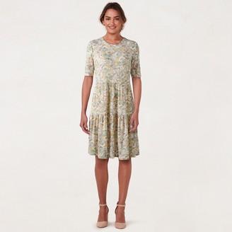 Lauren Conrad Women's Tiered Babydoll Dress