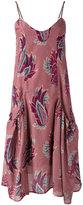 Vix floral dress - women - Silk/Cotton - S