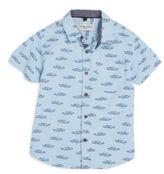 Sovereign Code Toddler's & Little Boy's Morrison Car-Print Shirt