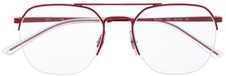 Ray-Ban RB6444 navigator-frame glasses