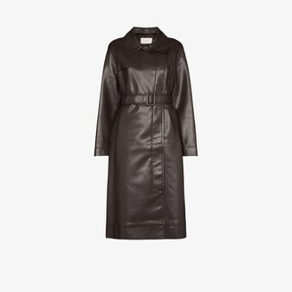 LVIR Belted Trench Coat
