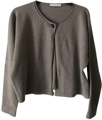 Fabiana Filippi Beige Wool Knitwear for Women