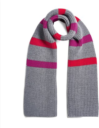 True Stripes Merino Wool Scarf