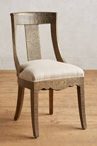 Anthropologie Hand-Embossed Dining Chair