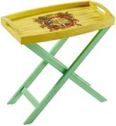 "Margaritaville Outdoor Classic Wood ""Port of Indecision"" Butler Table"