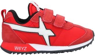 W6yz Low-tops & sneakers