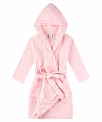 Sanetta Girl's Langarmbody Dressing Gown