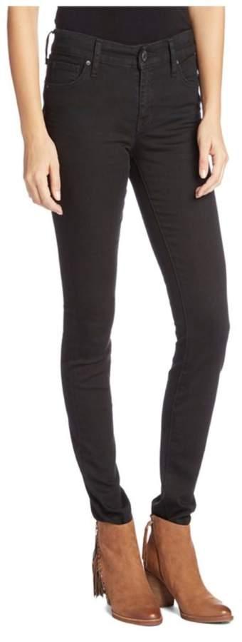 fb5e842ec4 Leather Look Super Skinny Jeans - ShopStyle UK