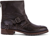 Belstaff Beddingham leather ankle boots