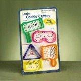 Shulsinger Judaica Rite Lite Purim Cookie Cutters