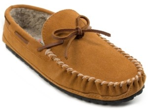 Minnetonka Men's Casey Slipper Men's Shoes