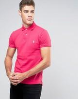 Polo Ralph Lauren Polo Shirt Slim Fit Pique