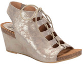 Sofft Women's Maize Ghillie Lace Wedge Sandal