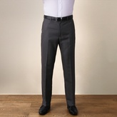 Karl Jackson Grey Semi-plain Regular Fit 2 Trouser