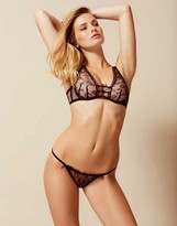 Agent Provocateur Summer Thong Black