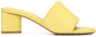 Bottega Veneta Low-Heel Slip-On Mules