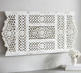 Pottery Barn Adelaide Carved Wood Panel