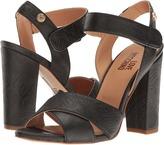 Love Moschino Embossed Logo Heel High Heels