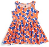 Tea Collection Rock Melon Tank Dress (Baby)