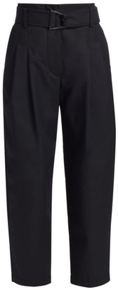 3.1 Phillip Lim Belted Cropped Pants