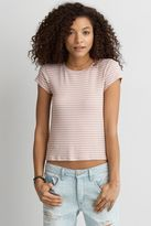 American Eagle Outfitters AE Soft & Sexy Ribbed Tomgirl T-Shirt