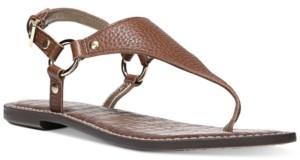 Sam Edelman Greta Thong Sandals Women's Shoes