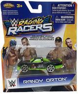 WWE Randy Orton Raging Racers Race Car