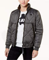 G Star Men's Strett Quilted Utility Jacket