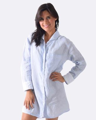 Sant and Abel Bora Bora Blues Women's Night Shirt