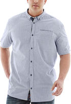 i jeans by Buffalo Short-Sleeve Woven Shirt-Big & Tall