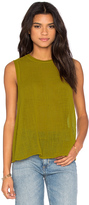 Enza Costa Sleeveless Trapeze Top