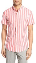 Bonobos Men's Slim Fit Stripe Sport Shirt