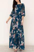 Yumi Kim Floral Maxi Dress