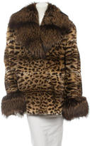 Fendi Fur Coat